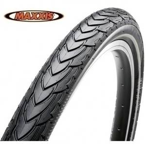 Maxxis Overdrive Excel 26x2.00, pe sarma