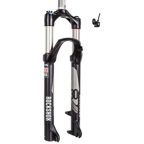 "Furca Rock Shox XC30 Gold TK Solo Air 29"" tapered"