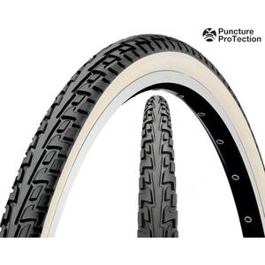 Cauciuc Continental Tour RIDE Puncture ProTection 26x1.75 negru/alb