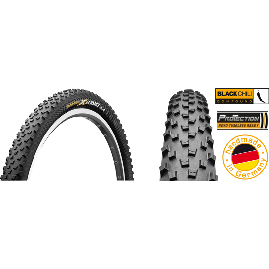 Cauciuc Continental X-King ProTection 27.5x2.2