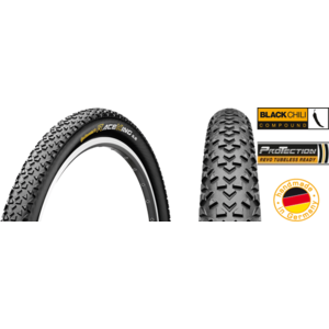 Race King 2 ProTection BlackChili 27.5x2.2 pliabil