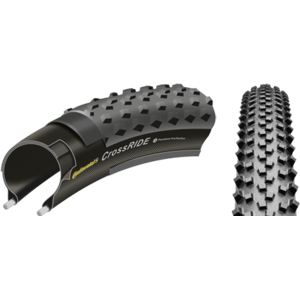 Cauciuc Continental Cross RIDE Puncture ProTection 700x42 (28x1.6)