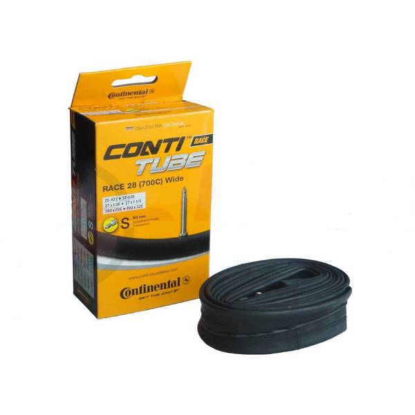 Camera bicicleta Continental 2014 Race 28 Wide(Training) S60 28/37-609/642