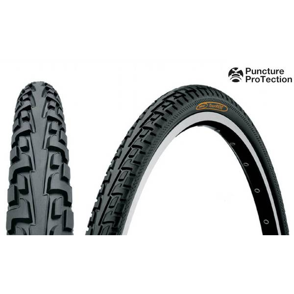 Cauciuc Continental Tour RIDE Puncture ProTection 28x1 1/4x1 3/4