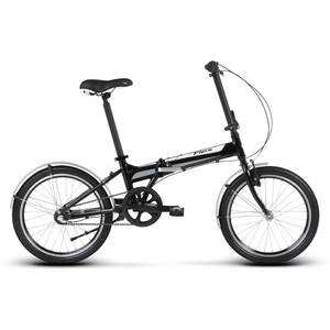 Bicicleta Flex 3.0 black-white