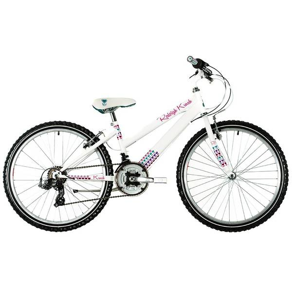 Bicicleta Raleigh Krush White