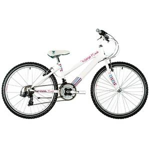 Bicicleta Krush White