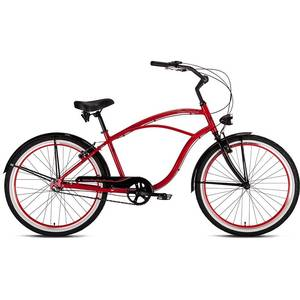 Bicicleta Drag Boulevard 26 Red Black