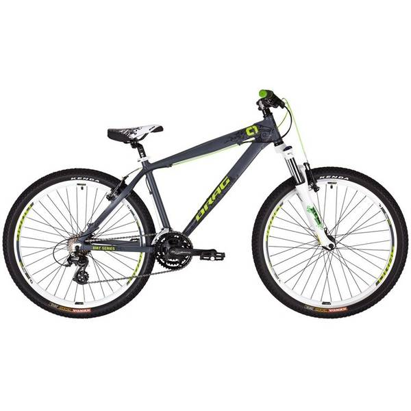 Bicicleta Drag C1 Comp 16.5 Gray Green