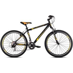 Bicicleta ZX2 Comp Black Yellow