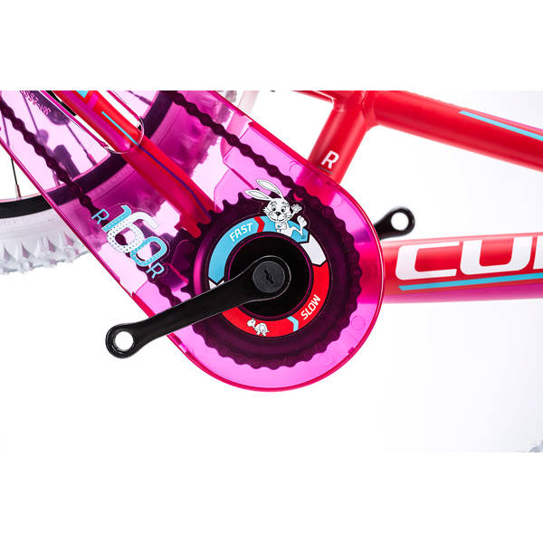 Bicicleta Cube Kid 160 girl 2016