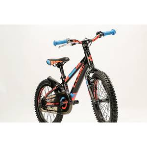 Kid 160 black/flashred/blue 2016