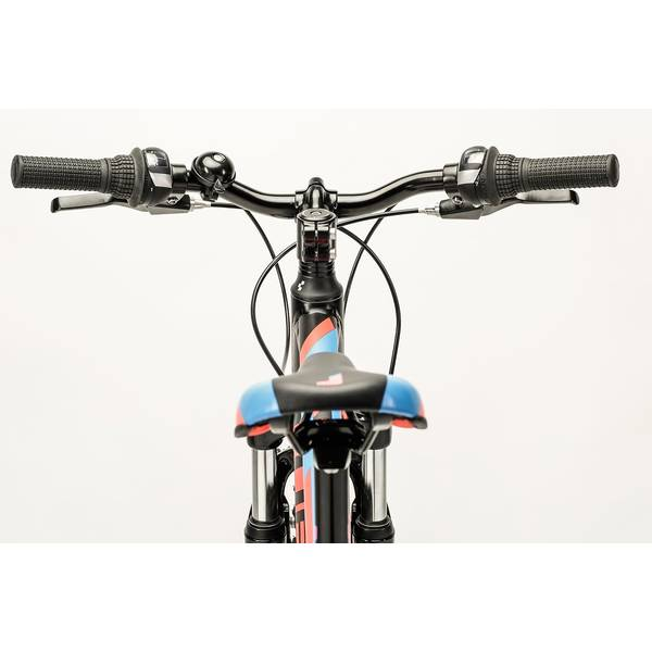 Bicicleta Cube Kid 240 black/flashred/blue 2016