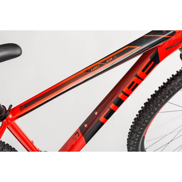 Bicicleta Cube Aim SL 29er red/black 2016