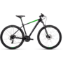 Bicicleta Cube Aim Pro 27.5 black/green 2016
