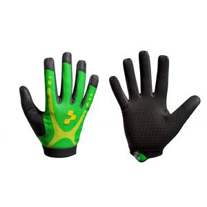 Race Touch  LF green/lime/black L