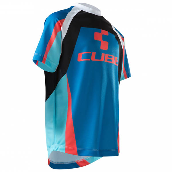 Cube Jersey Junior Action Team Roundneck