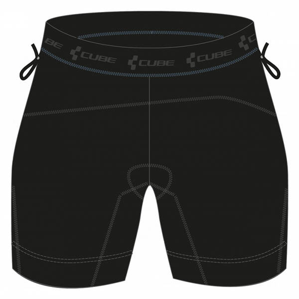 Cube Shorts WLS Inner Cmpt