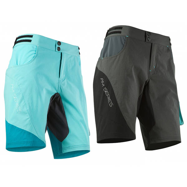 Cube Shorts AM WLS anthracit