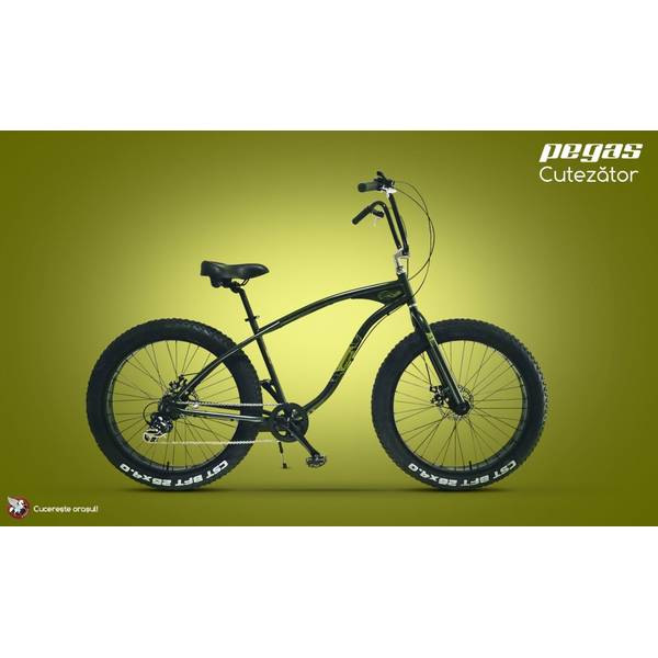 Bicicleta Pegas Cutezator Fat Bike