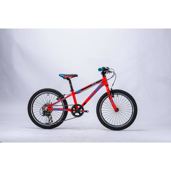 Bicicleta Cube Kid 200 action team 2016
