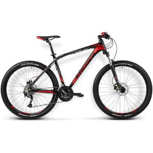 Bicicleta Kross Level R2 black-red glossy 2015