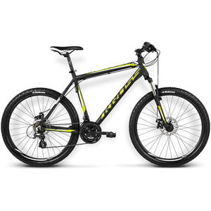 Hexagon X2 Disc black-lime matte 2016