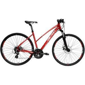 Lady Urbio Cross LK2.8 Succumbus Red