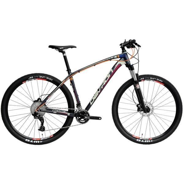 Bicicleta Devron Riddle Men H7.9 Cool Grey