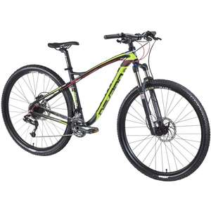 Bicicleta Devron Men Zerga D5.7 Black Fury