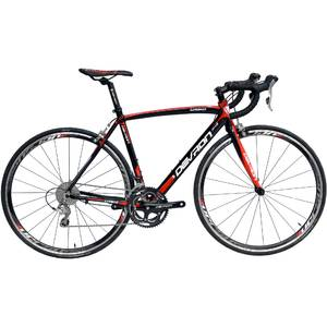 Bicicleta Devron Urbio Road Race R4.8 Speed Black