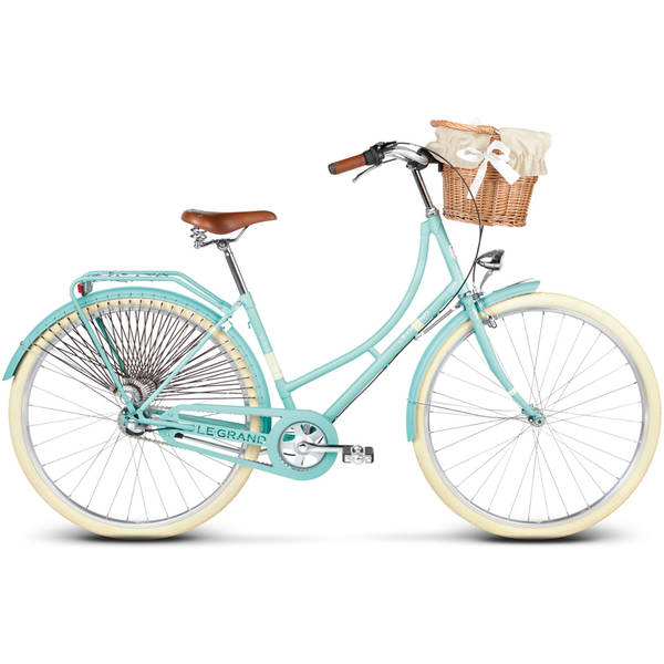 Bicicleta Le Grand Virginia 3 aquamarine matte 2016