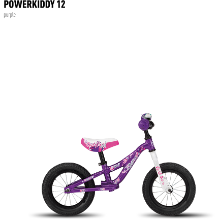 Bicicleta Ghost Powerkiddy 12 2016 Mov