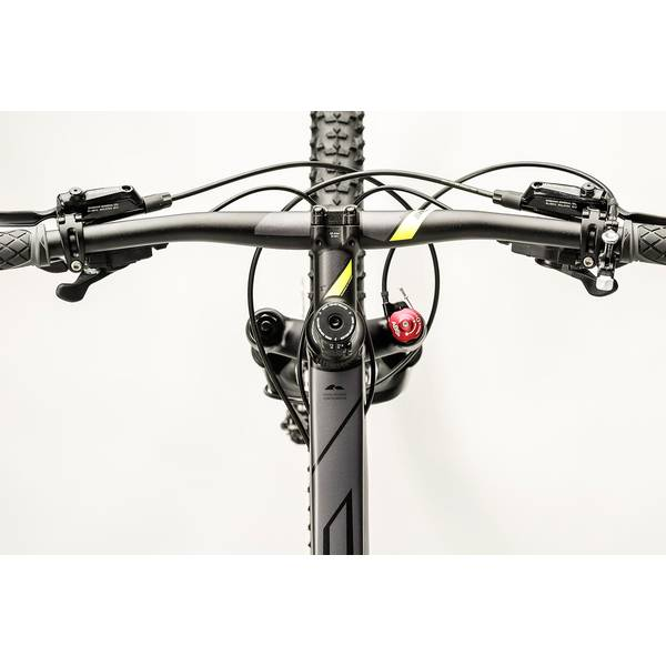 Bicicleta Cube Acid 29er black/flashyellow 2016