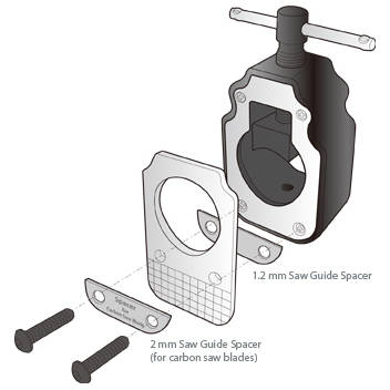 Topeak Unealta taiere furca Saw Guide Tps-sp26
