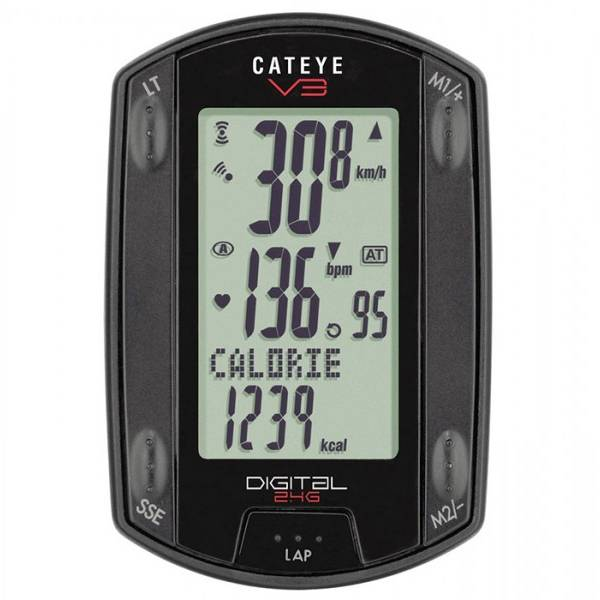 Ciclocomputer CatEye HEART RATE CC-TR300TW