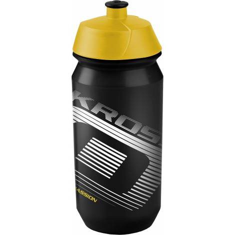 Kross Bidon Durar 500 ml black-yellow