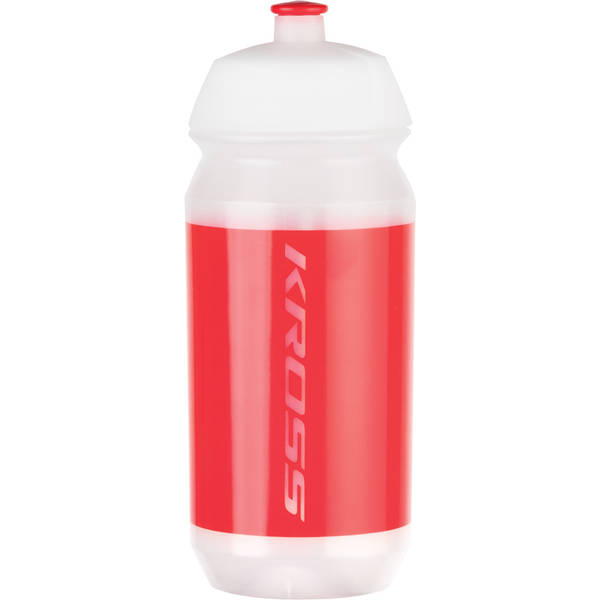Kross Bidon Spring 500 ml red