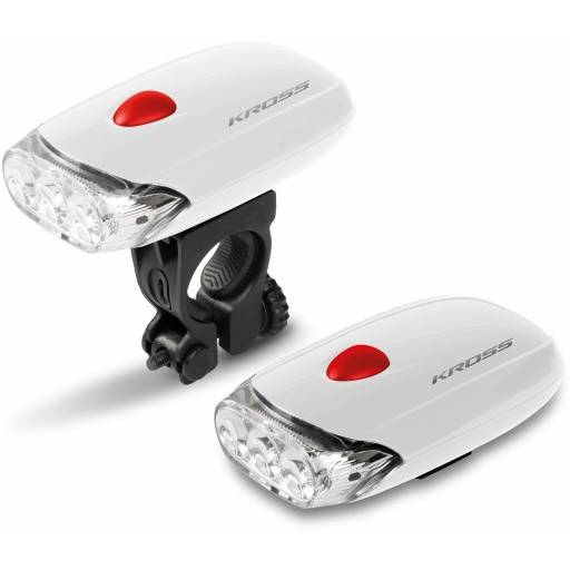 Kross Lampa fata Lumi LED white