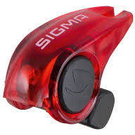 Sigma Lampa spate Brakelight red/blue