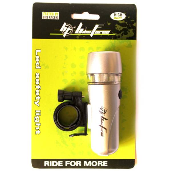 Bike Force Lampa fata Blade silver
