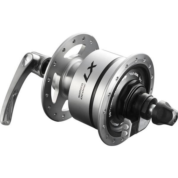 Shimano BUTUC CU DINAM DEORE LX DH-T670-3N