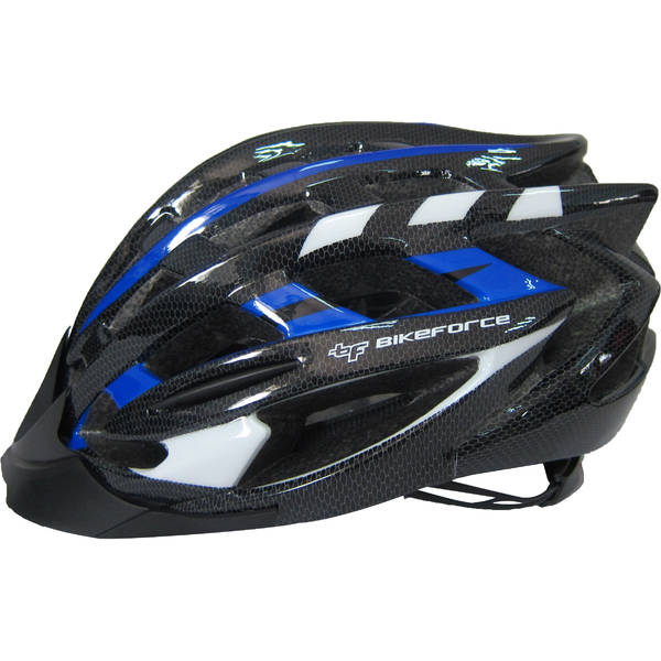 Casca Bike Force de protectie STORM blue M,L