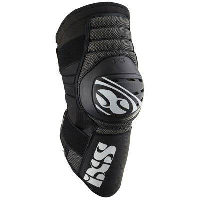 IXS Genunchiere X-Dagger black