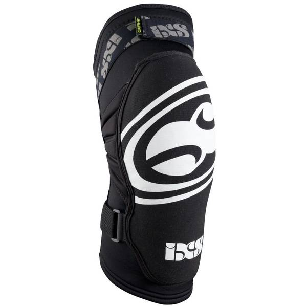 IXS Genunchiere Carve black