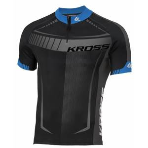 Kross Tricou barbat Black Edition black