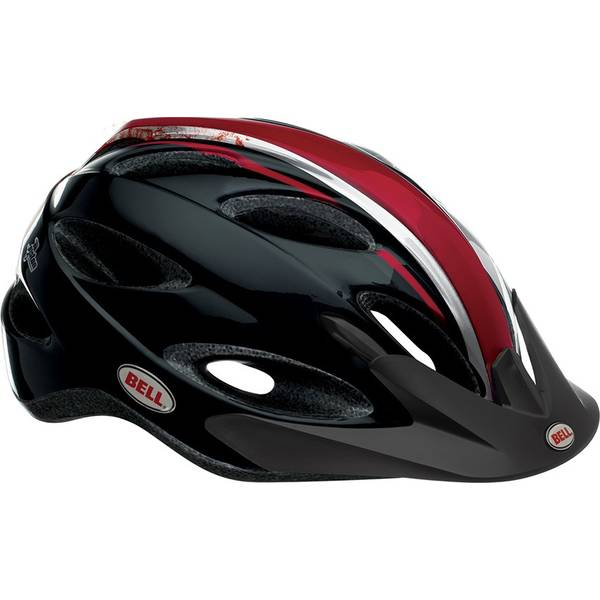 Casca Bell Piston BLK/RED