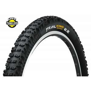 Cauciuc Continental Trail King UST 26x2.2 tubeless