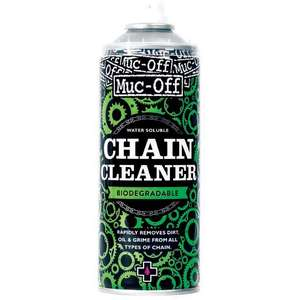 Spray Chain Cleaner 400ml