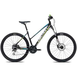 Bicicleta Devron Lady Riddle LH1.7 Dark Lime